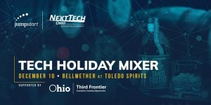 Tech Holiday Mixer @ Bellwether at Toledo Spirits
